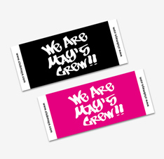 We Are MAY'S Crew TOWEL