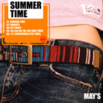 SUMMER TIME・MAY'S ・MORE(集英社)(CM)