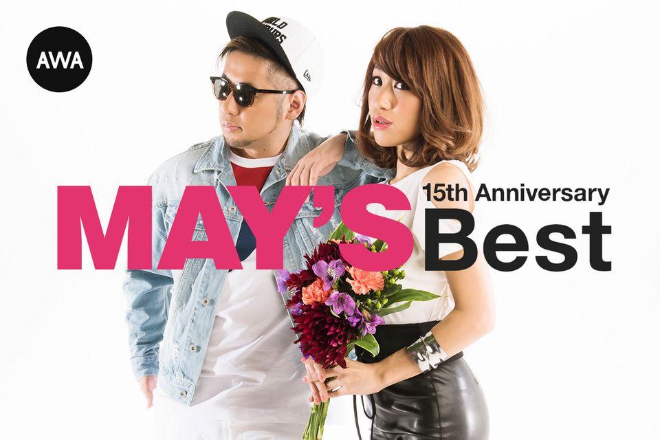 AWA「MAY'S 15th Anniversary BE...