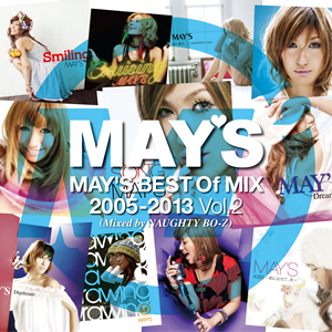 MAY'S BEST Of MIX 2005-2013 Vol.2