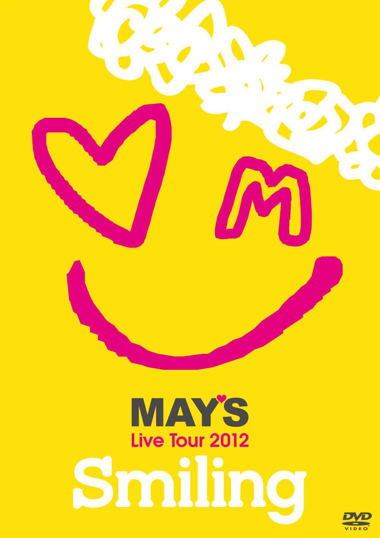 "Live Tour 2012 ""Smiling"""
